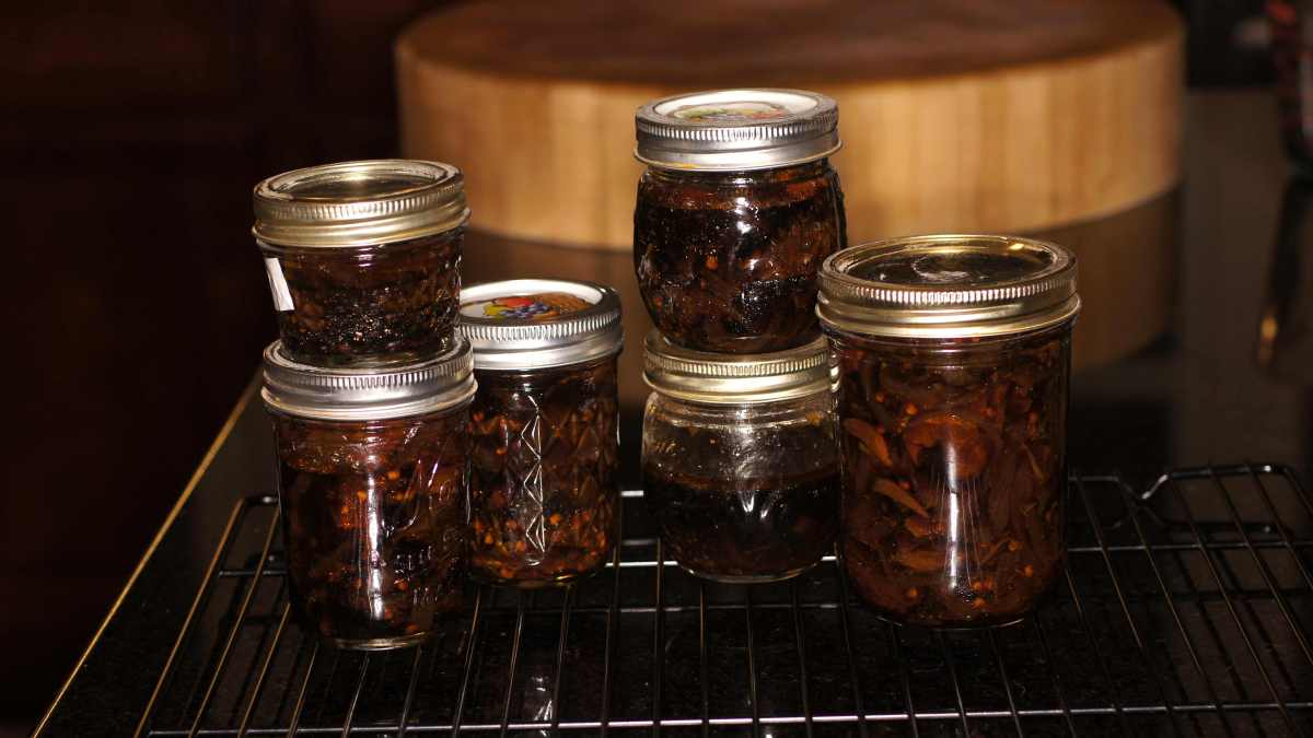 Pickled Chipotle Chiles Remcooks