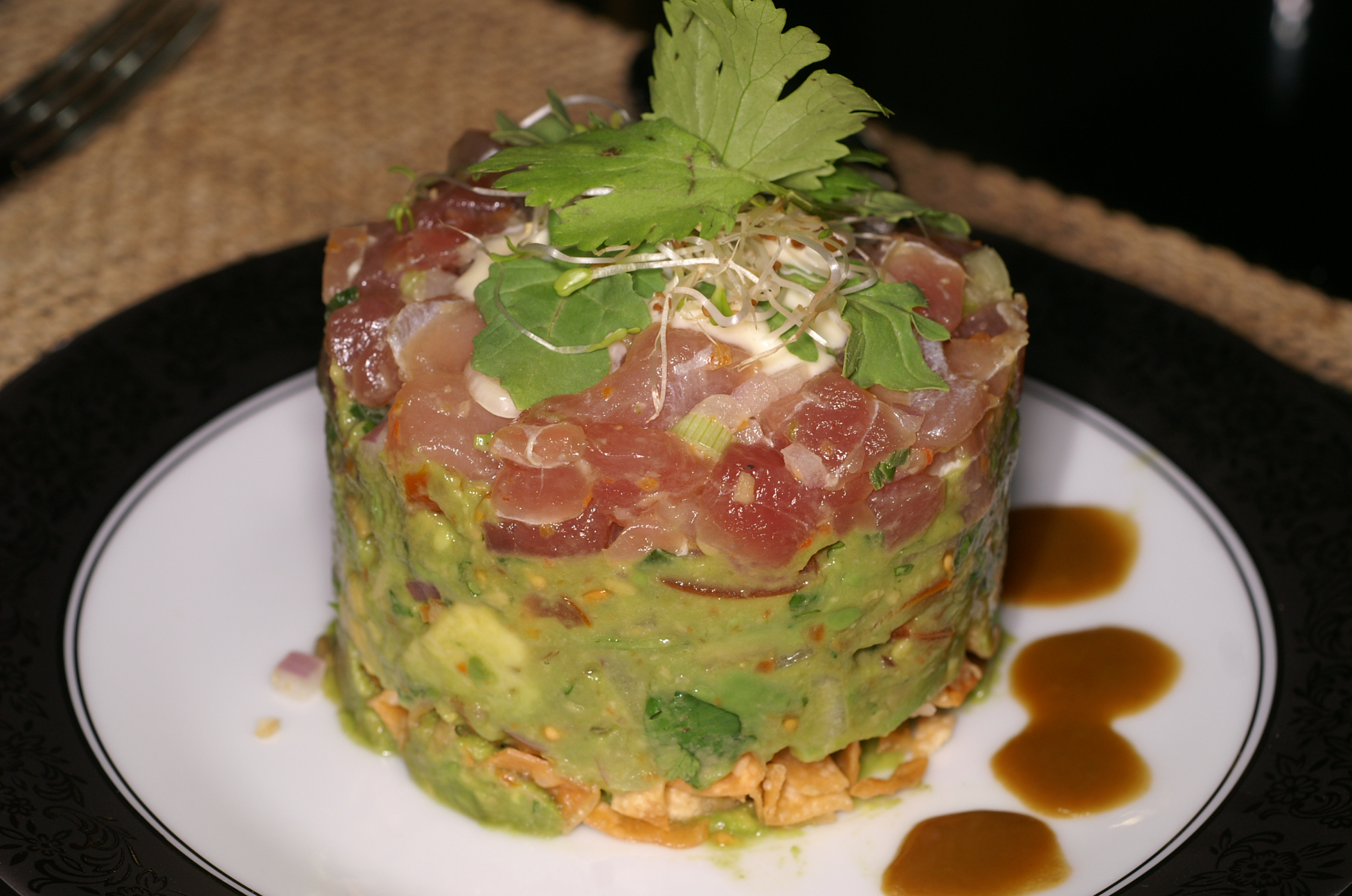 How to make tuna poke with avocado slot machine motherboard battery
