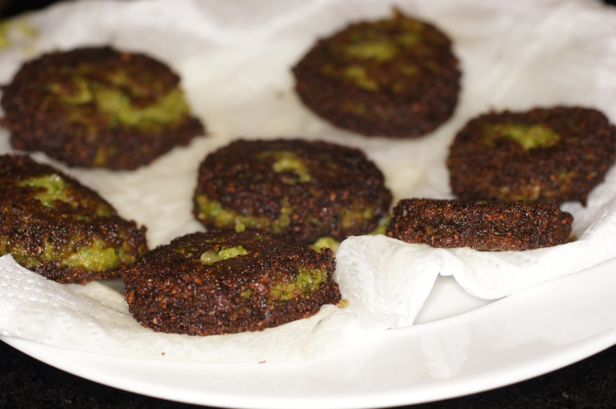 Garbanzo and Fava Bean Falafel | REMCooks