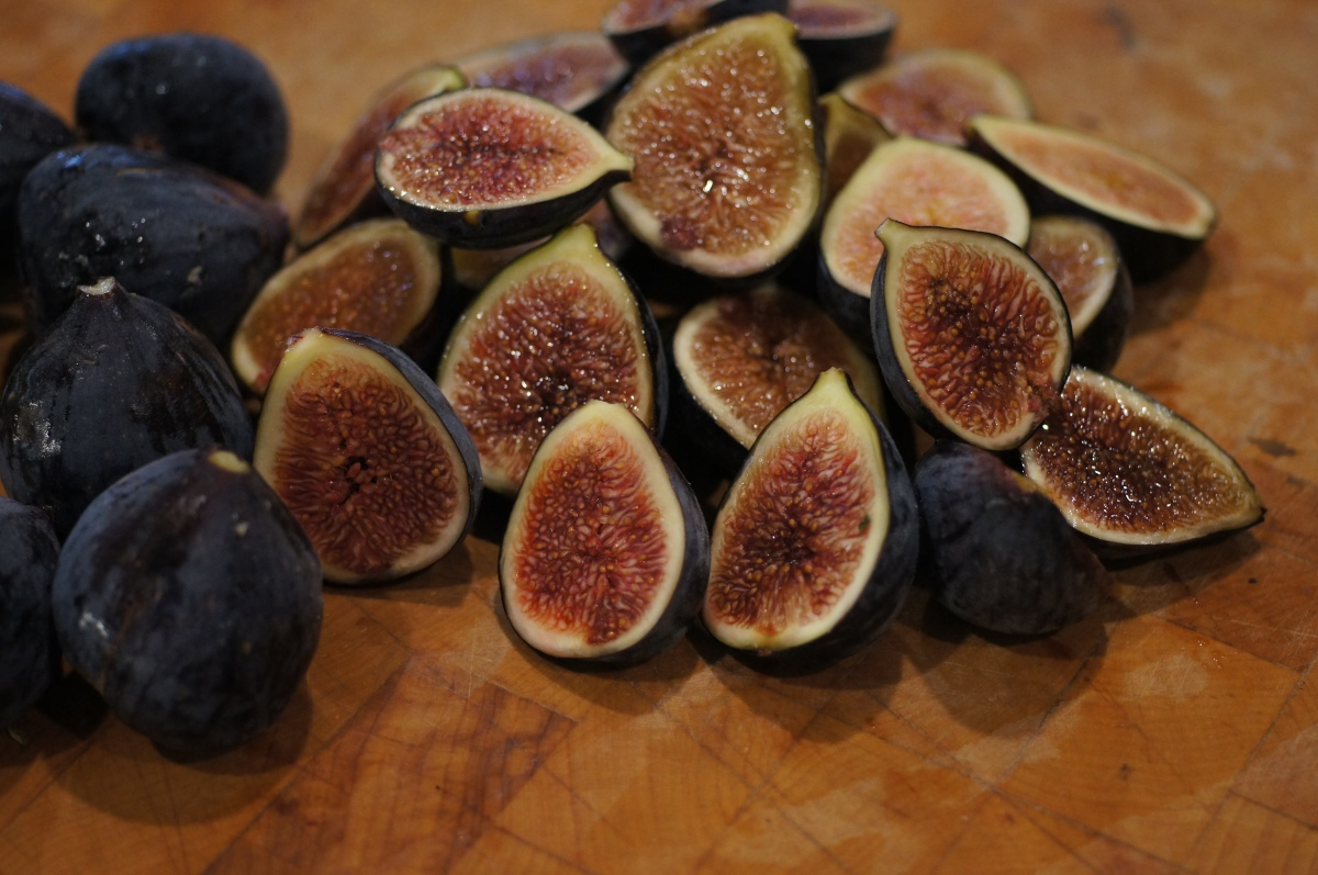 Brandied Figs