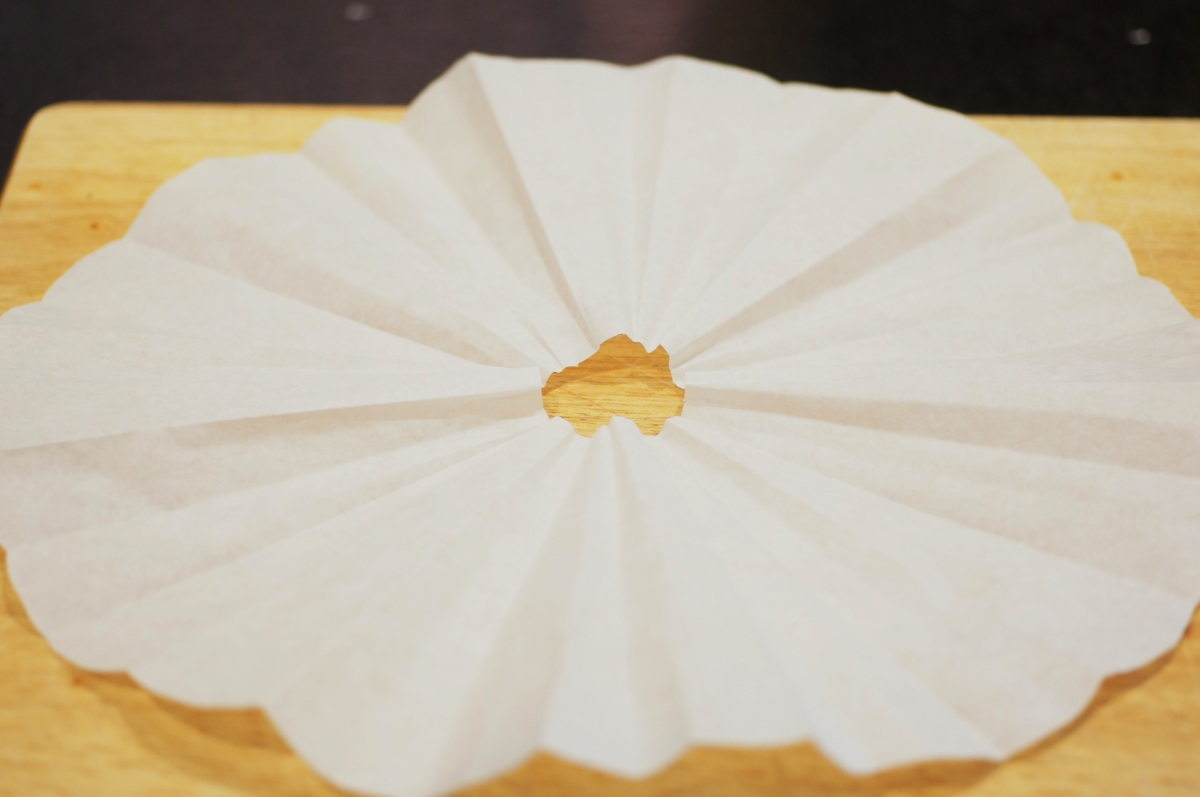 How to Make a Parchment Paper Lid (Parchment Cartouche)