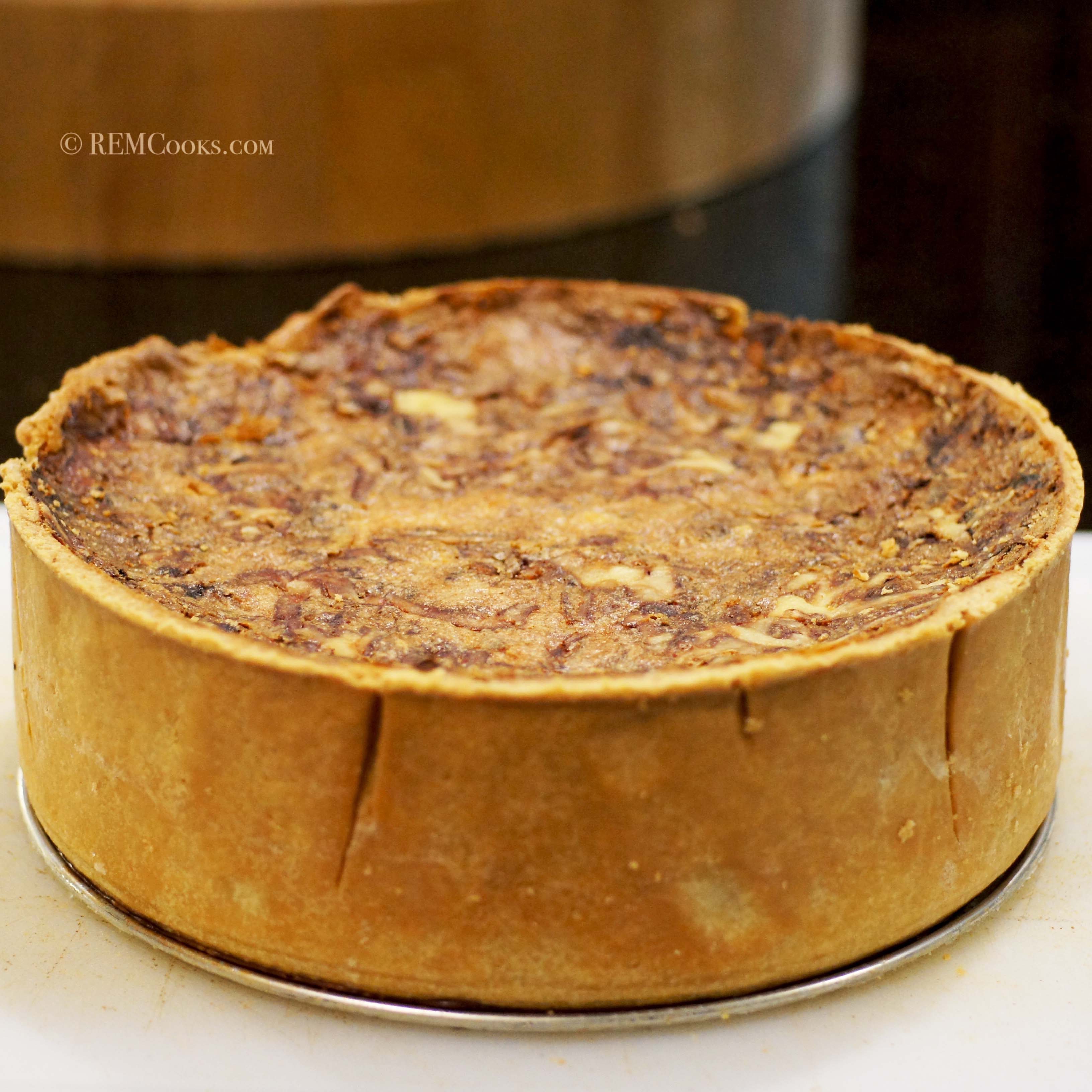 Thomas Kellers Insanely Delicious Quiche Lorraine