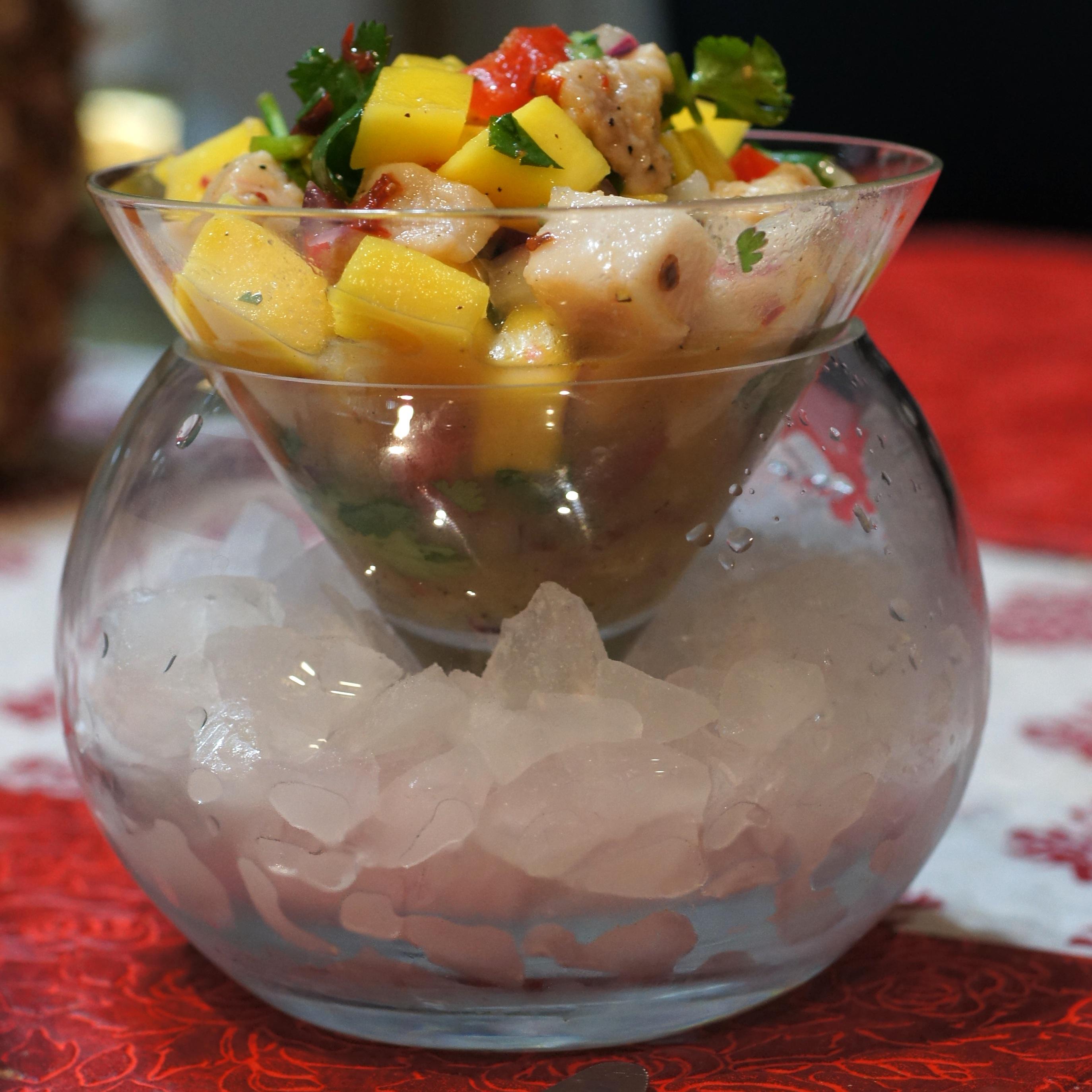 recipe: tuna mango ceviche [20]