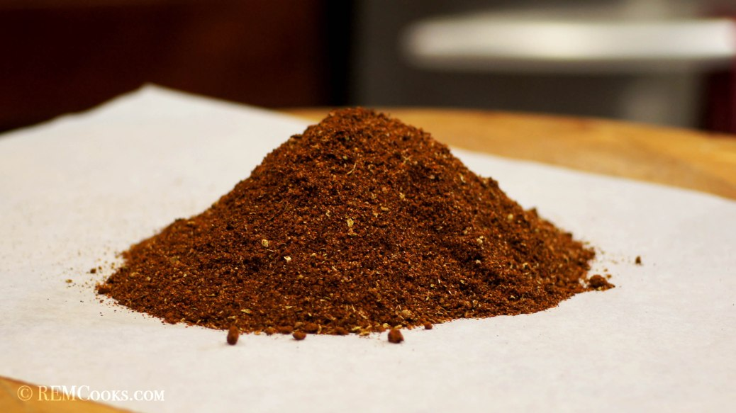 COFFEE RUB STEAK