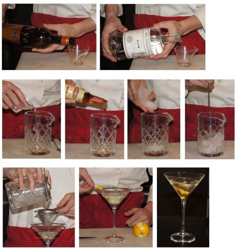 Ideal Martini a